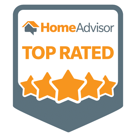 HomeAdvisor - Top Rated - Patriot Plumbing Services